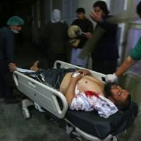 阿富汗再發生自殺炸彈攻擊 超過50人死亡
