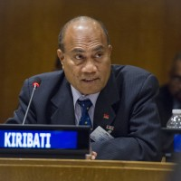 Kiribati President reaffirms diplomatic ties with Taiwan