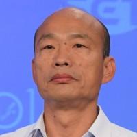 Han says lip balm made him 'uncomfortable' during Kaohsiung mayoral debate