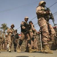 巴基斯坦阿富汗邊境發生連環自殺炸彈攻擊 至少44人死亡