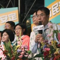 台南市長出爐! 民進黨黃偉哲自行宣布當選