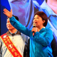 KMT Taichung mayoral candidate declares victory in Taiwan's local elections