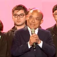 談敗選  蘇貞昌:不要失去對台灣民主的信心
