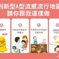 中國又現H5N6病例 疾管署提升江蘇省旅遊警示
