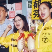 Smaller parties in Taiwan make ground in city, county councils