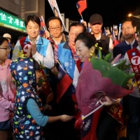 Taiwan elections: Wife of imprisoned ex-Hualien Magistrate elected to replace him