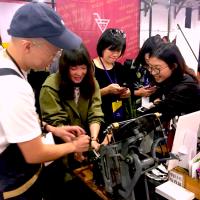 「亞洲手創展」人潮衝破四萬 新南向特色品牌共交流