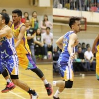 Philippine celebrity team plays Filipino OFWs in Taiwan basketball tournament