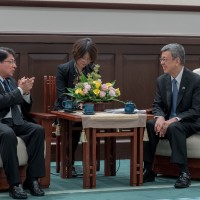 Nicaragua's Foreign Minister visits Taiwan