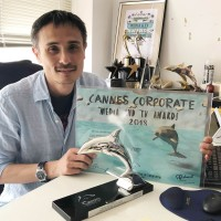 Taiwan professor wins Silver Dolphin at Cannes Corporate Media and TV Awards