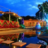 Taipei Water Park to light up Dec.1 for Gongguan Christmas Month