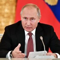 普丁:美國廢中程核飛彈條約 俄羅斯將取得中程核飛彈