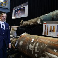 美國展示伊朗出口武器殘骸 籲各國加強對伊朗制裁