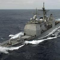 美國再派兩艘軍艦通過台灣海峽