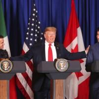 美加墨簽新貿易協定 日經:北美自由貿易開倒車