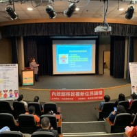 Forum in Taipei aims to help new immigrants adjust to life in Taiwan