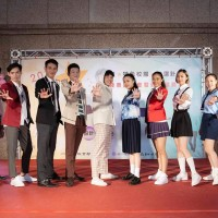 Student designers awarded in Taiwanese high school uniform contest