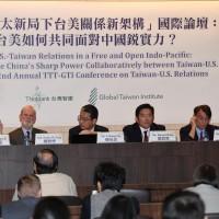 Former US diplomats urge Taiwan-US free trade deal