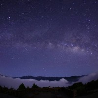 Hehuanshan applies to become Taiwan's first dark sky park