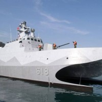 Taiwan starts construction on 2nd Tuo Chiang-class corvette