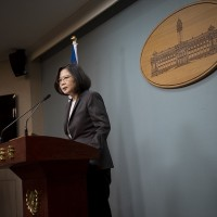Taiwan's Tsai Ing-wen ranked as world's 40th most powerful woman