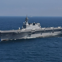 日本將改造出雲號護衛艦 使之成為航空母艦