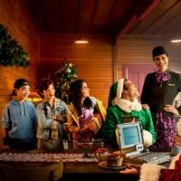 1千3百萬線上觀看次數 紐航聖誕短片大秀紐西蘭幽默