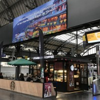 Taiwan promotes tourism with picturesque ads at Paris train station