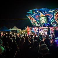 音樂讓大家沒有距離!「虎山音樂祭」台北隱藏版近郊登場