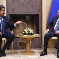 普丁見委内瑞拉總統 承諾俄羅斯將提供援助