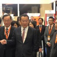 Taiwan hopes to become fintech hub: Wellington Koo