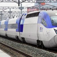 南韓高鐵出軌