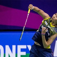 Taiwan badminton champion competes for Player of the Year