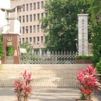 中壢高商校門(圖片來源:維基百科)
