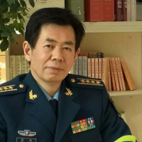 PLAAF Colonel Commandant Dai Xu (Image from Chinese media)