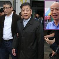 【最新】雙城論壇韓國瑜婉拒參加 7名上海市府官員抵台「踩線」