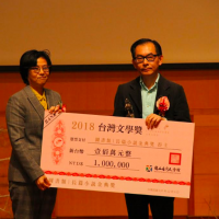 台灣文學獎「猛暑」抱走百萬獎金 相聲瓦舍劇本獲獎