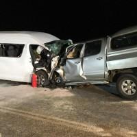 《快訊》澳洲伯斯高速公路車禍 台灣旅客1死2傷