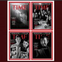 《時代》雜誌揭曉2018年度風雲人物~守護真相的新聞人員