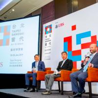 台北當代藝術新觀點交流 90間國內外畫廊齊開展