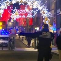 法國聖誕市集槍擊2人死亡 警方懷疑是恐攻
