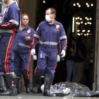 巴西教堂發生槍擊案 4人死亡4人受傷