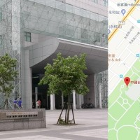 Google map lists National Taiwan Library as 'Taipei China Library'