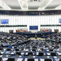 EU Parliament calls for Taiwan's increased int'l participation, new cross-strait dialogue