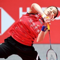 Taiwan's badminton ace exits Malaysia Masters in quarterfinal loss