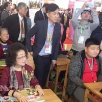 教部次長鼓勵新二代學母語 讓台灣走向全世界