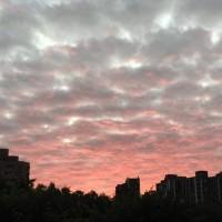 天空驚現「地震雲」…...花蓮真的震了!