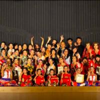 新住民舞蹈比賽各具千秋 台北車站聚人潮欣賞