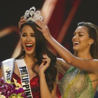 Filipina Catriona Gray crowned Miss Universe
