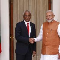 拒絕中國債海淹沒馬爾地夫 印度豪邁提供14億美元支援